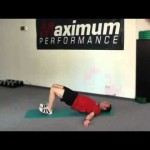 Glute Bridge – 2-beinig